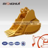 excavator bucket wtih bucket teeth wholesale excavator bucket