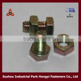 China Supplier Bolts And Nuts Screws In Hexagon Head Full Thread