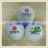 golf balls manufacturer printing high quality with different design