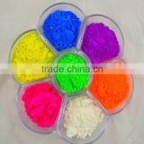 ZQ series high temperature fluorescent pigment powder fluorescent toner pigment fluorescent powder