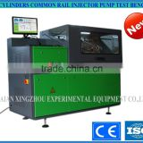 CR-XZ816 NEW TYPE 6 cylinders diesel common rail injector pump test bench EUI EUP test bank EPS708