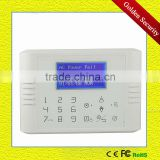 Intelligent Danish/Italian/English/Spanish can be Switch Home GSM auto dialer with touch keypad