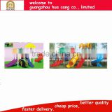 H30-1151 Animal theme outdoor playground animal sculpture functional with slide ourdoor playground