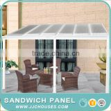 China polycarbonate awning,high quality awning for cars,2016 modernrain retractable awnings