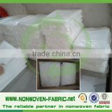 breathable colorful polypropylene spun-bonded nonwoven fabric/pp nonwoven fabric for table cloth