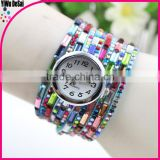bangle watch multi strap watches,long design ladies bangle wrist