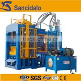 Fully Automatic Production Line QT8-15 cement brick machine equipment,brick making machine