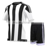 Wholesales cheap soccer referee jersey set men uniform kits soccer uniform sets