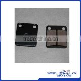SCL-2012040261 motorcycle spare parts for Chinese brake pads for KAWASAKI ATV                                                                                                         Supplier's Choice