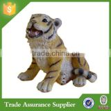 Custom life size tiger animal statues resin tiger statues