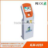 19inch free standing instant photo kiosk photo printing digital photo print kiosk self-service photo kiosk