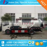 Combined Vacuum Tanker and Sewer Flushing Truck                                                                         Quality Choice