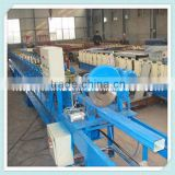 Trade Assurance Rain Downpipe Downspout Steel Tile Type and Tile Forming Machine Type Roll Forming Machine