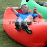 Inflatable laybag Banana Sleeping Bag fishing Camping Outdoor Bed Beach Sofa Lounge Outdoor Sleep