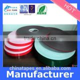 Die cut PE material 3m double sided tape adhesive foam tape, waterproof double sided adhesive tape