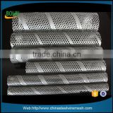 Alibaba China supplier Stainless steel perforated tube stainless steel perforated metal tube wood pellet BBQ grill smoker