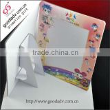 Promotion eco-friendly mini cardboard paper photo frame                                                                         Quality Choice