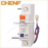 auxiliary switch 220V/380V MN+MV Overvoltage and under-voltage tripper for dz47-63 circuit breaker