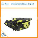Fashion bag for teenage boys waterproof waist bag waist leg bag