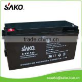 12V150AH Solar Battery Maintenance Free with 10 Years Life Design And Low Price