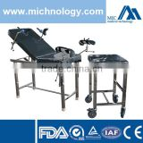 A045-4 Ordinary Delivery Bed Medical Examination Table,Gynecological Examination Table