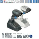 Datalogic QuickScan I QBT2400 Wireless Bluetooth 2D Imager Barcode Scanner