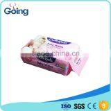 Disposable cheap wet wipes economic household wipes 20s & 80s packing baby wipes factory in China