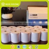 "3 1/8"" x 230' Thermal Cash Register POS Paper Roll Tape - 50 / Case                                                                         Quality Choice"