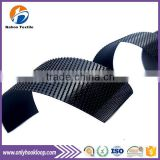 High quality plastic injection hook loop tape, industrial use nylon plastic hook loop tape