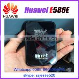 HUAWEI E586E 21Mbps HSPA 3G WIFI Router unlock huawei 3g portable wireless wifi router huawei e586e