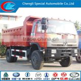 China made tipper truck hot selling dumper better quality lorry DONGFENG 2 axle new cargo truck