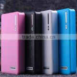 8000mAh mobile power bank, dual USB port mobile power bank for iphone mobile power supply, ac/dc power supply for travel