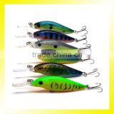 11CM 12g Hard Plastic Fishing Lure with Hooks