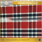 New Year Promotion shirt cotton fabric dyed fabric material for making dresses,fabric material for making dresses