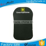 non slip cell phone mat/phone car mat/mat cell phone