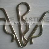 zhejiang R cotter pin zinc plated