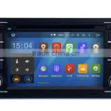 Cheap Black colored 7 inch 16GB android car gps audio navigation system with Android 5.1.1 for Audi A4 S4 R S4