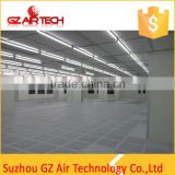 Air filter cleaning booth,class 100 cleanroom,dust free clean room