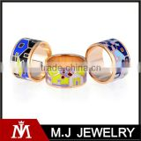 Mixed wholesale stainless steel enamel jewelry wholesale in stock