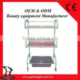 BD-Z002 Stainless steel service trolley