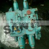 Kobelco excavator parts / Main control valve for SK200-6 excavator