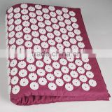 Shakti acupuncture mat/acupuncture needle mat/Body massage acupuncture mat