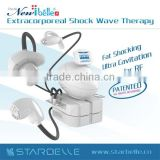 Most Advanced RF Radio Frequency AWT Shock Wave Cellulite Massager Beauty Equipment-IBelle II