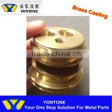 Yontone OEM Factory Brass Die Casting and Brass Sand Casting Mould Making and Products Supplier
