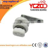 zinc alloy sliding interior shower door roller
