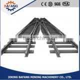 Railroad train track switches/Railway turnout/Railroad switch