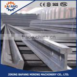 High Quality And Lowest Price 38 kg/m Heavy Rail Steel for Sale