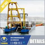 Hot selling sand mining machine Jet Suction Dredger plain suction dredger