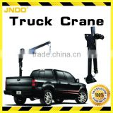 800kg capacity automotive crane with double line mounted