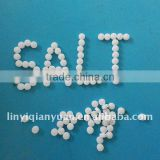 20kg salt for water softening(manufacturer)